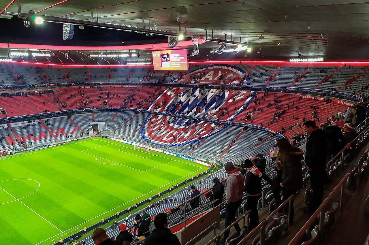 Estádio di Bayern de Munique