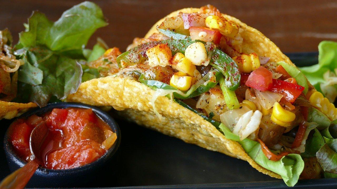 comida mexicana california