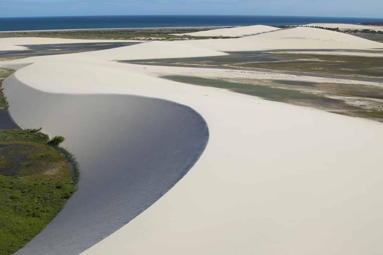fotos de Jericoacoara duna