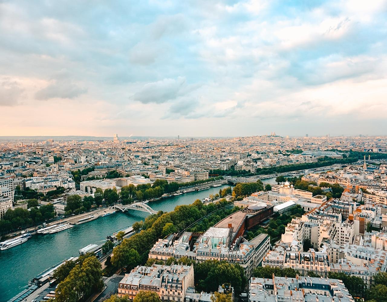 melhores fotos de Paris