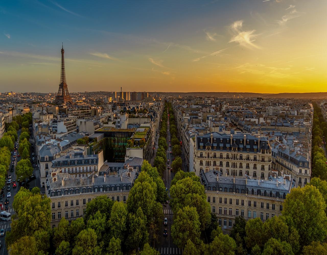 fotos de Paris hoje