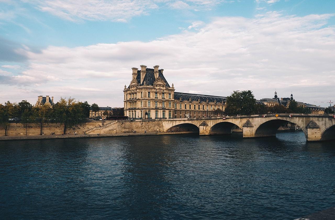 Mais imagens de Paris rio sena
