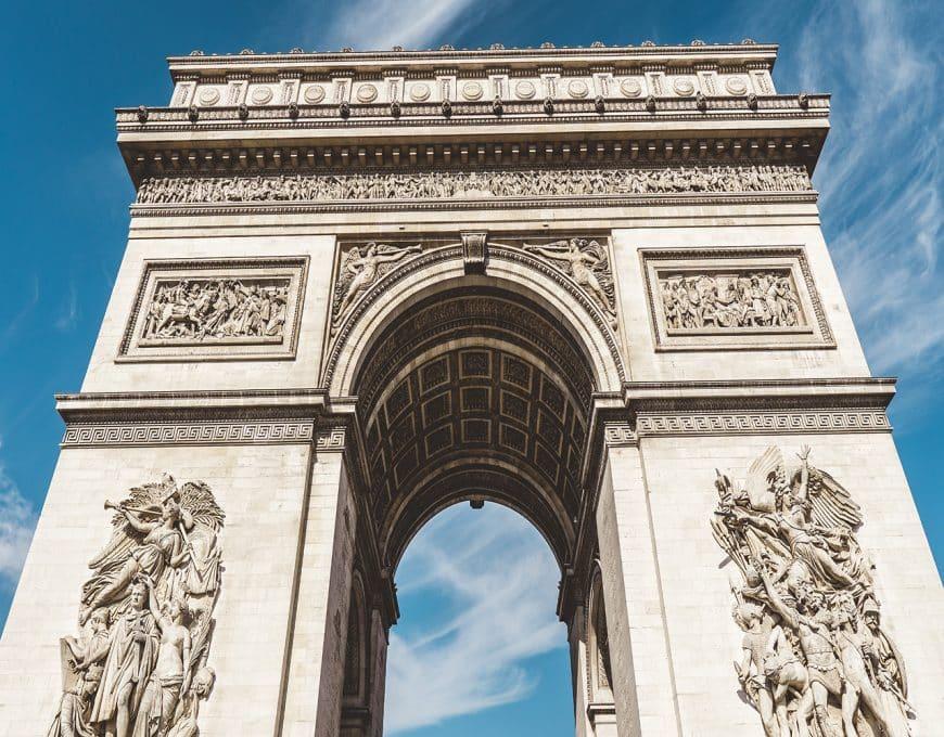 imagens de paris