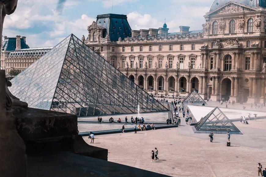 fotos de Paris redes sociais