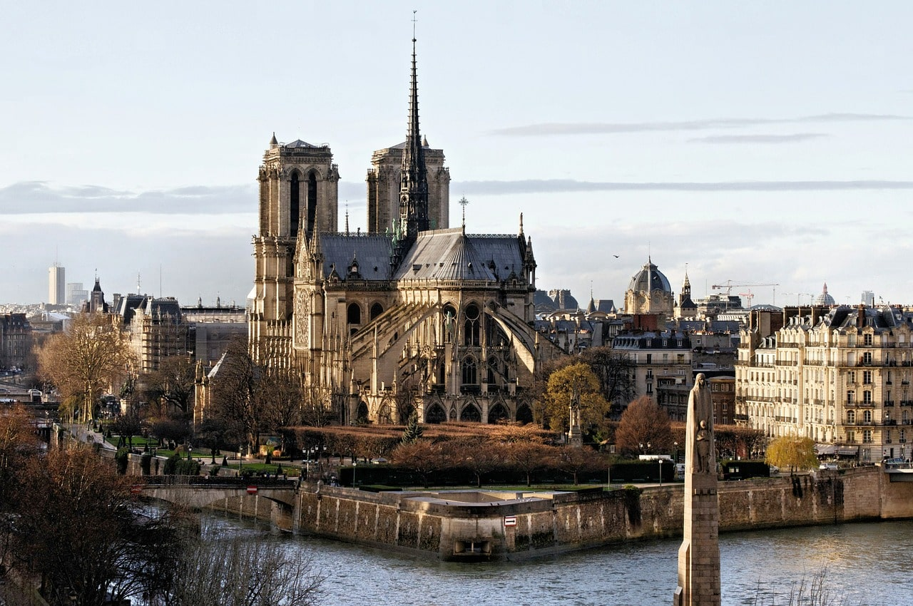 fotos de Paris igrejas