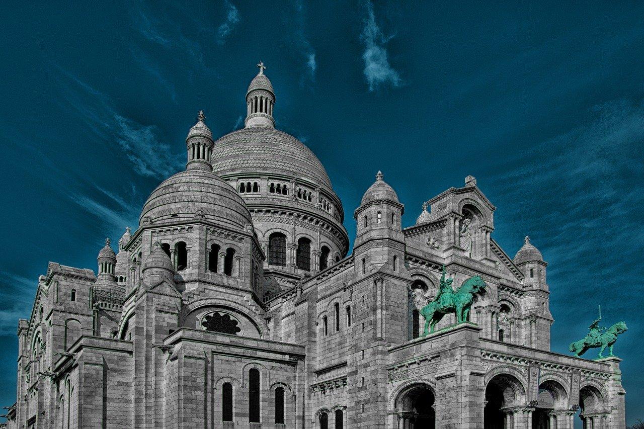 fotos de Paris Basilique du Sacré Coeur