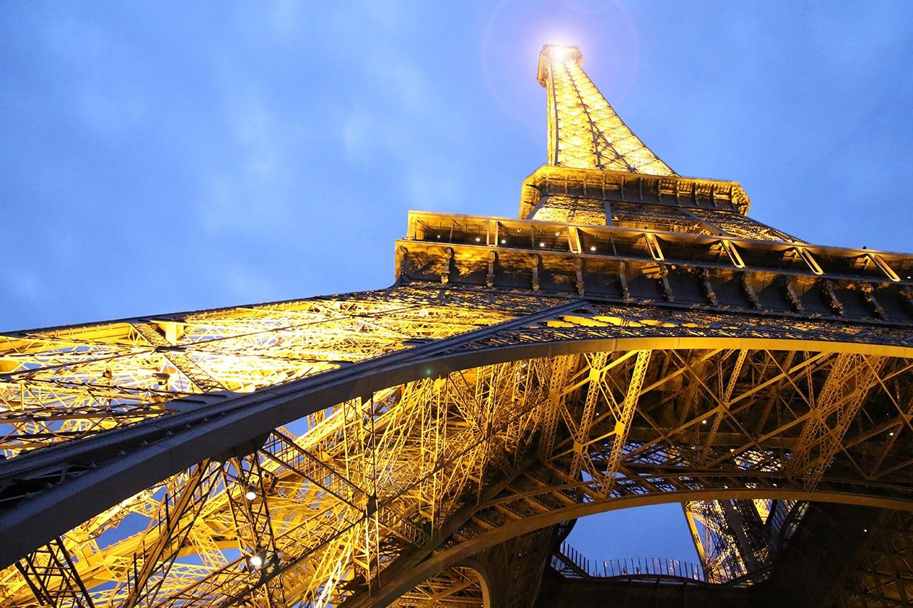 Mais imagens de Paris torre eiffel