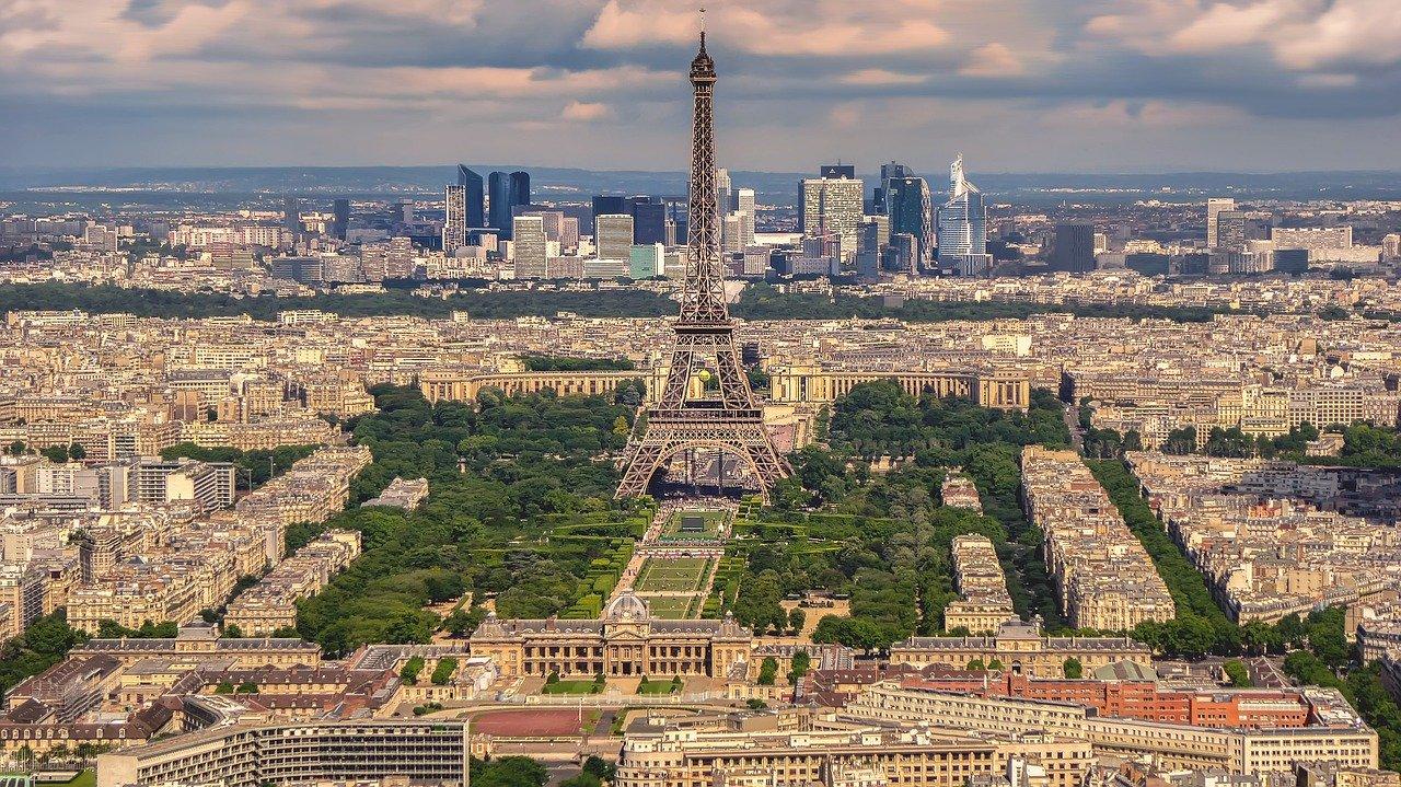 melhores fotos da torre eiffel em paris