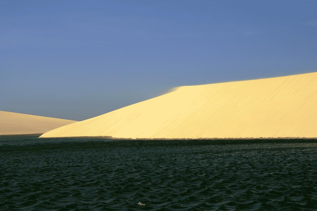 duna do por do sol ceara