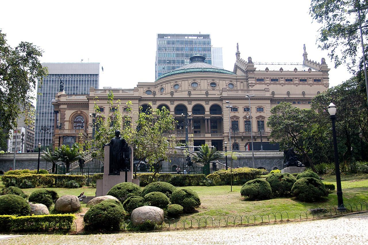 fotos atuais de São Paulo
