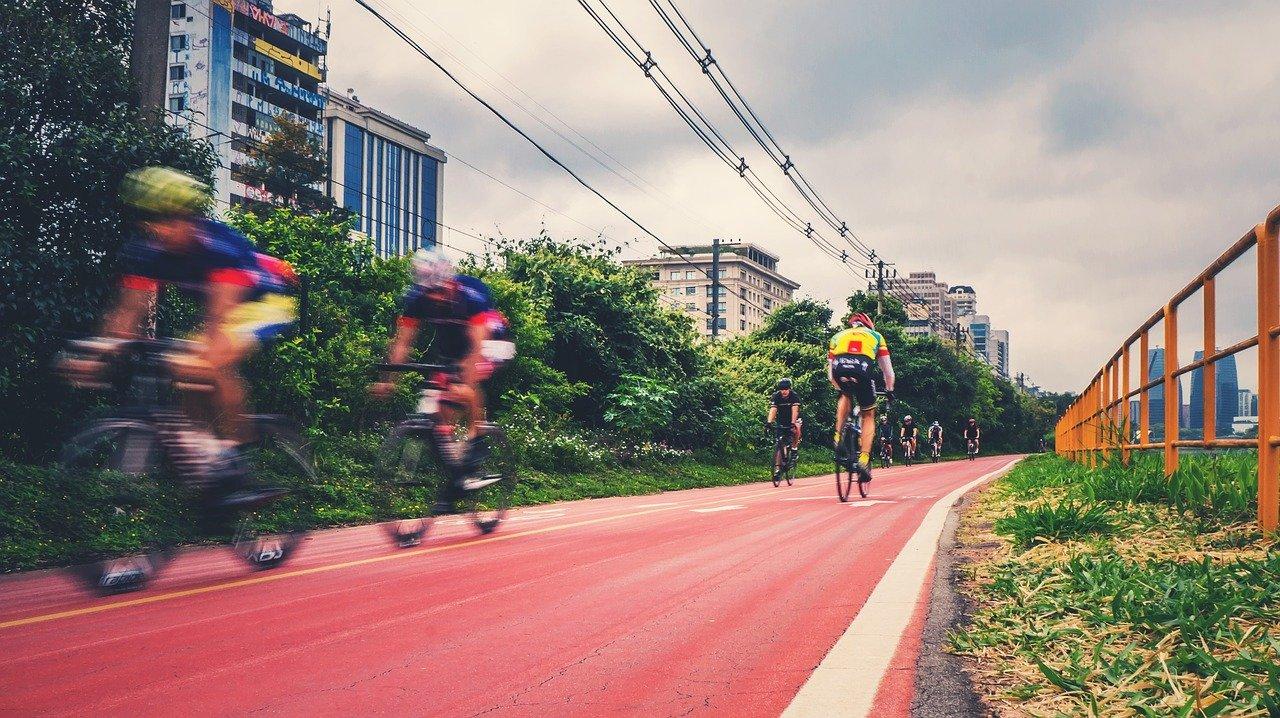 fotos de São Paulo ciclovia