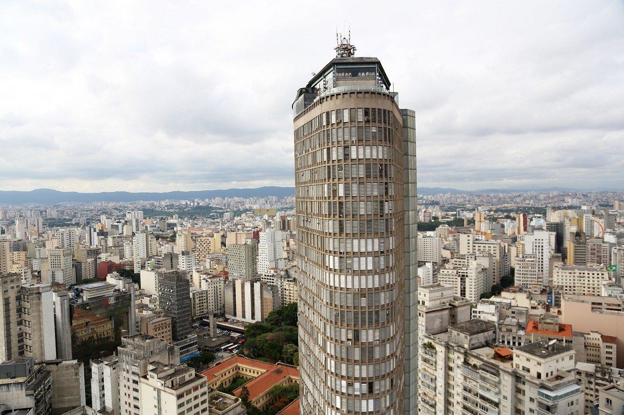fotos de São Paulo a noite