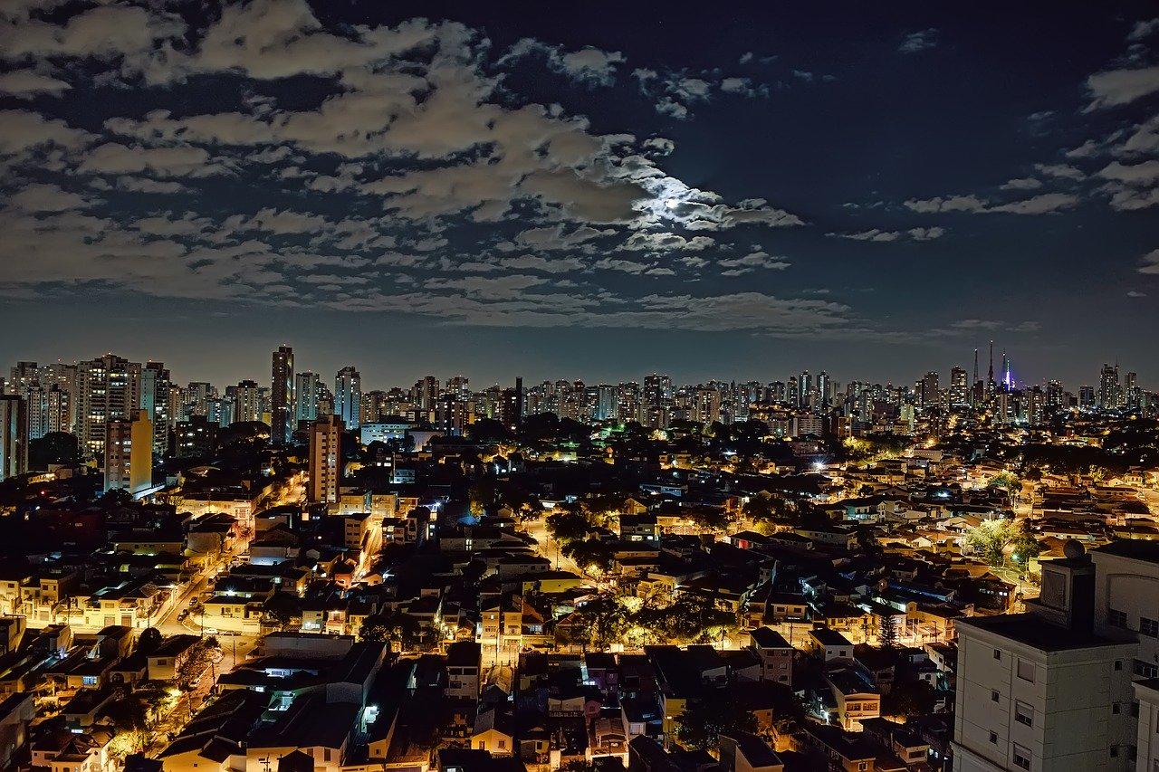 fotos de São Paulo luzes