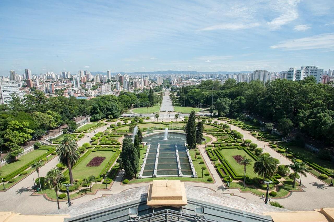 fotos de sp jardins da independencia
