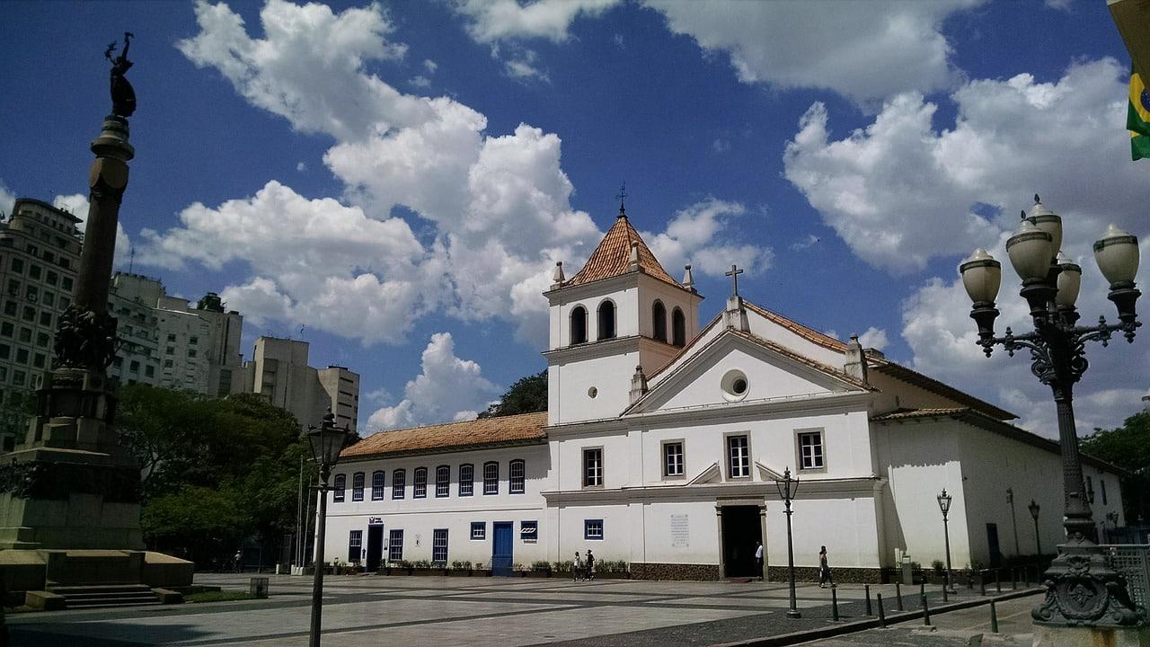 fotos de São Paulo prédios historicos