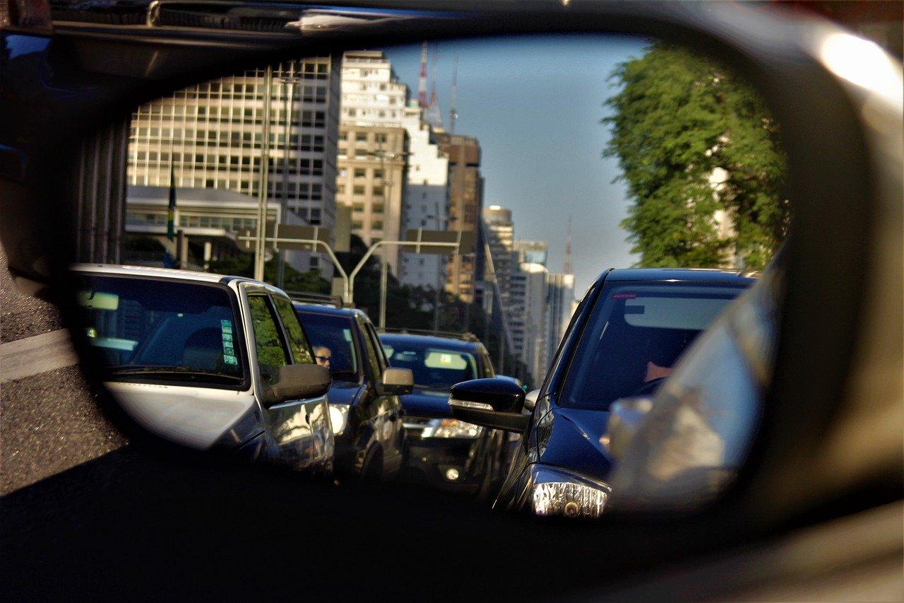 fotos de São Paulo transito