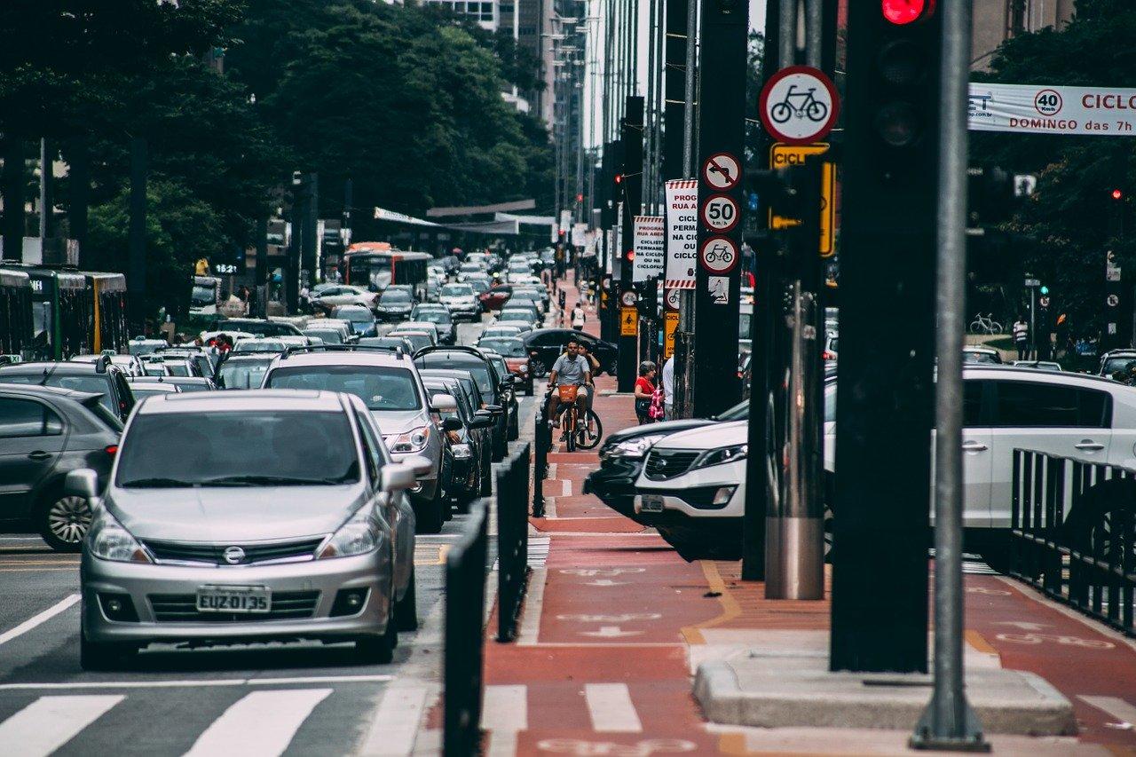 Como chegar na Avenida Paulista