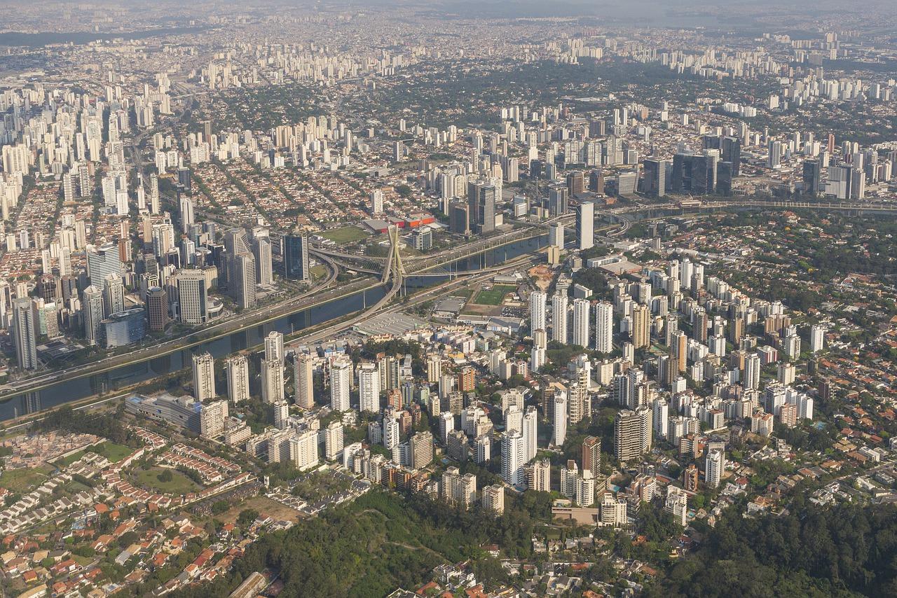 fotos de São Paulo antiga