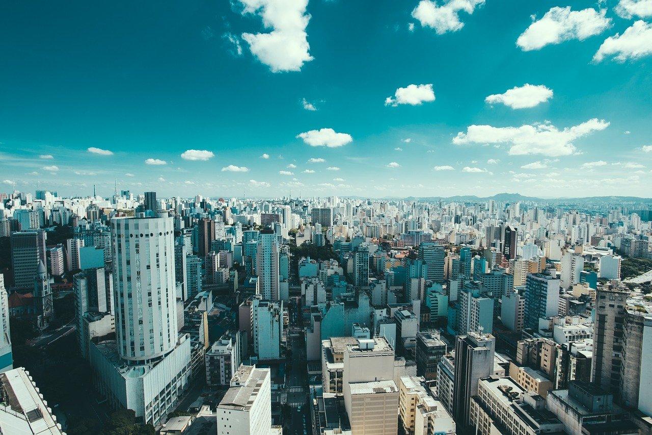 fotos de São Paulo atual
