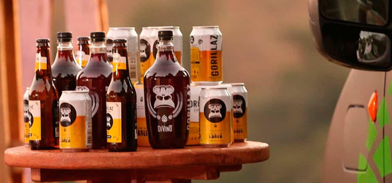 gorillaz bar minas