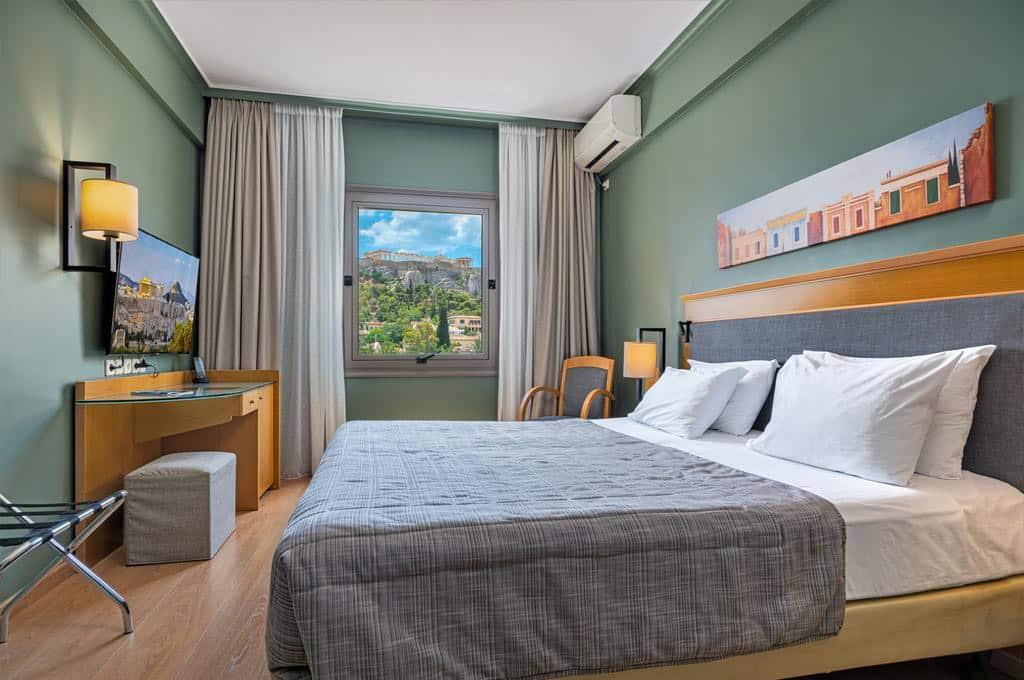 Hotéis para ficar em Atenas