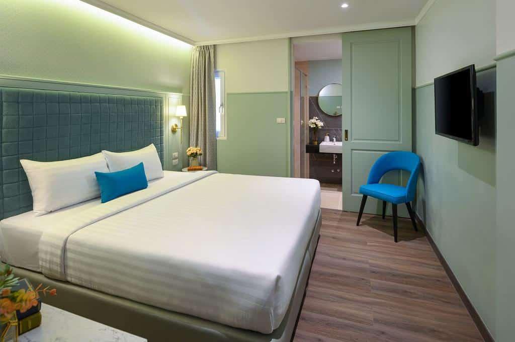 hoteis em bangkok onde ficar