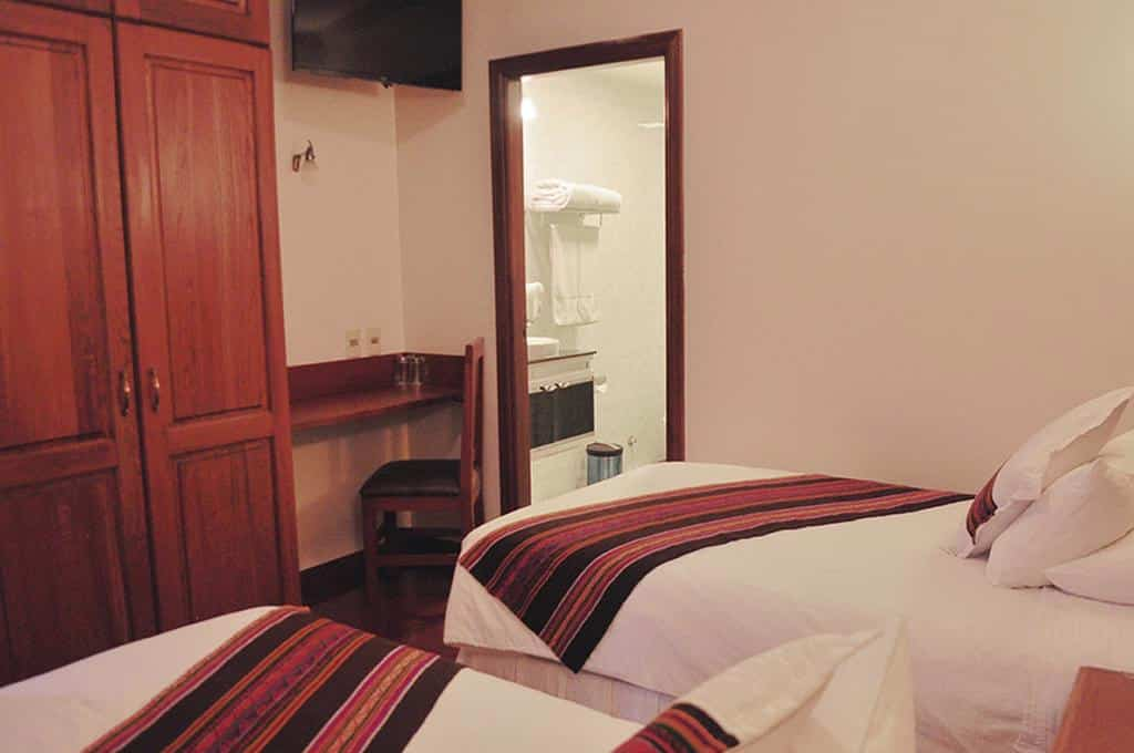 hotéis no centro d ela paz