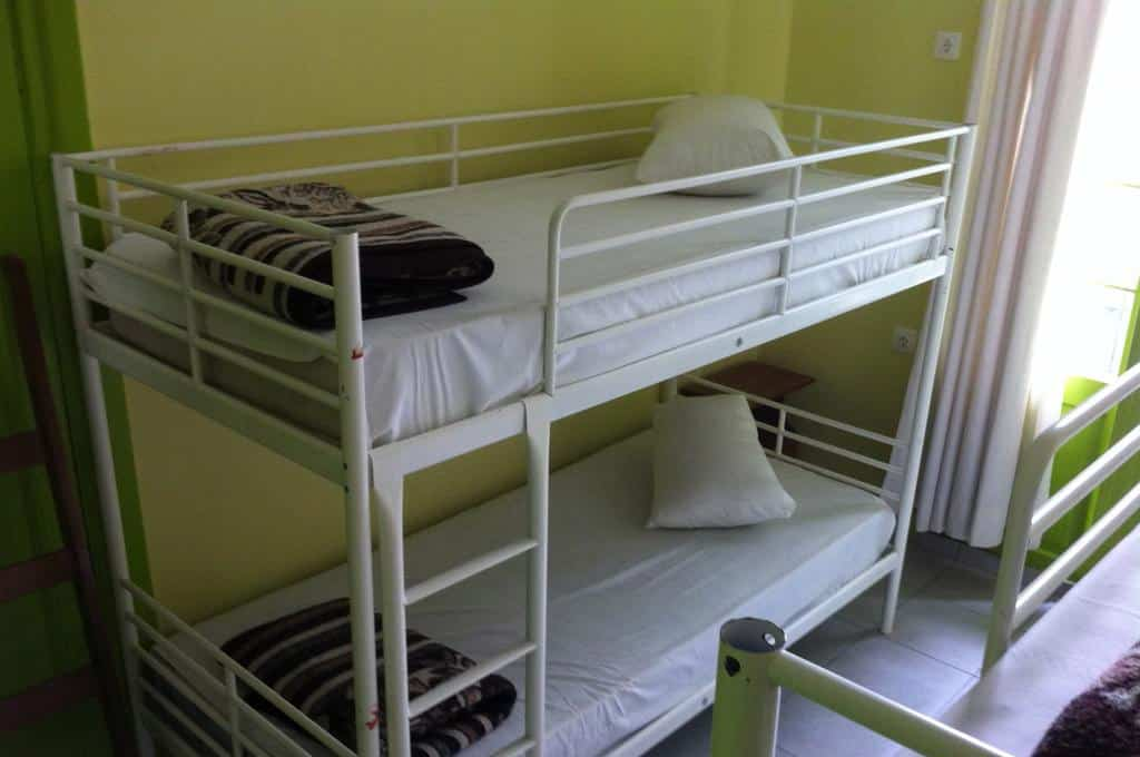 hostel em atenas