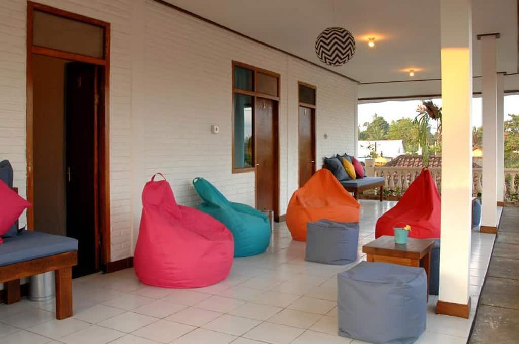 melhores hostels em bali