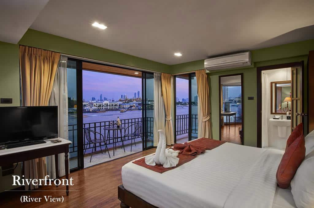 hotel bangkok riverside
