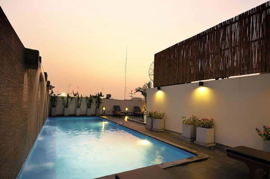 khaosan hotel bangkok