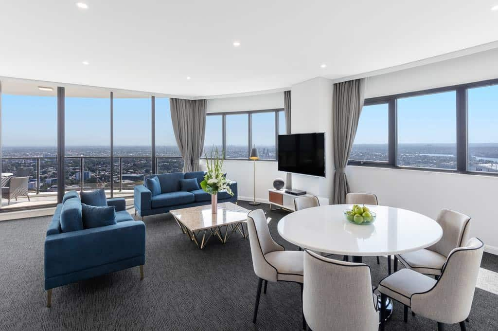 melhor hotel em sydney