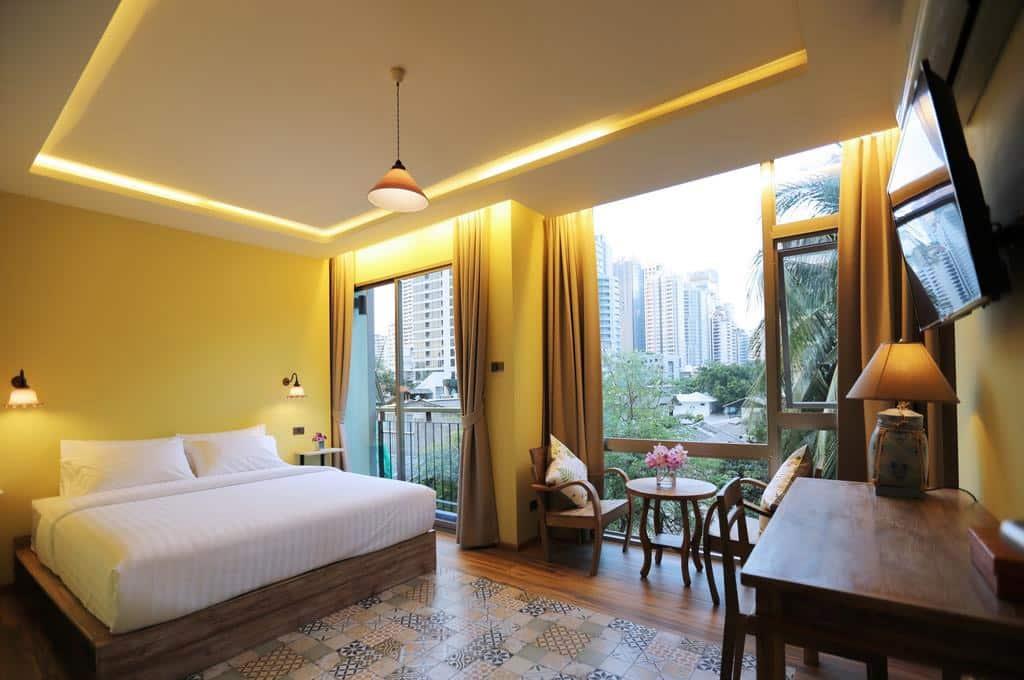 hotel bangkok sukhumvit road