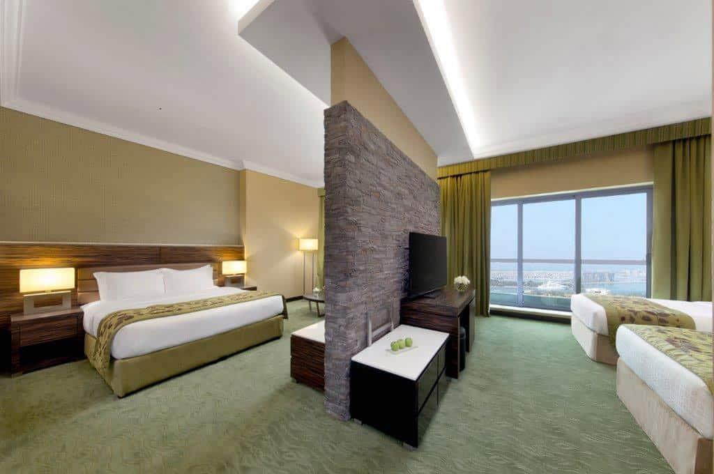 Dubai onde se hospedar