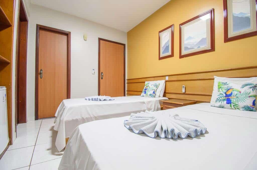 hotel foz do iguaçu booking