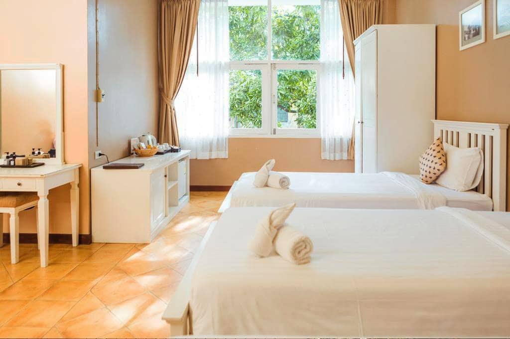 hoteis bem localizados em bangkok