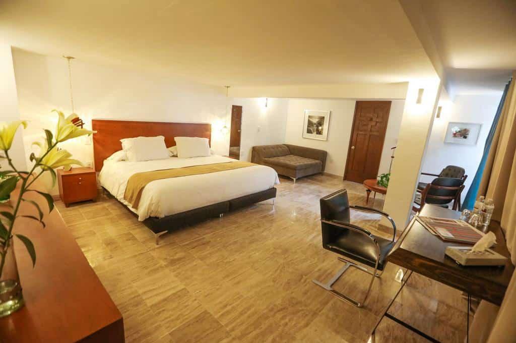 hotel bem localizado na cidade do mexico