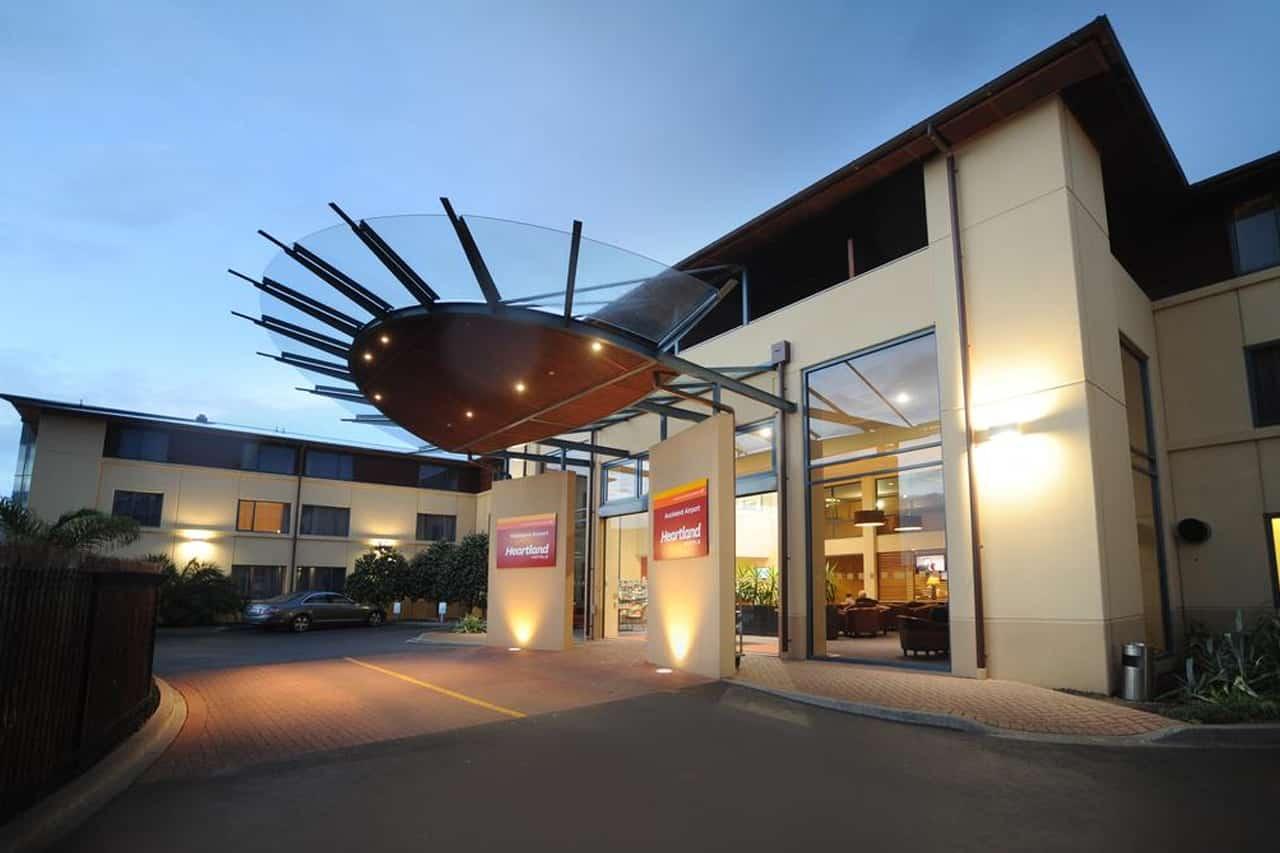 Hotéis bons em Auckland
