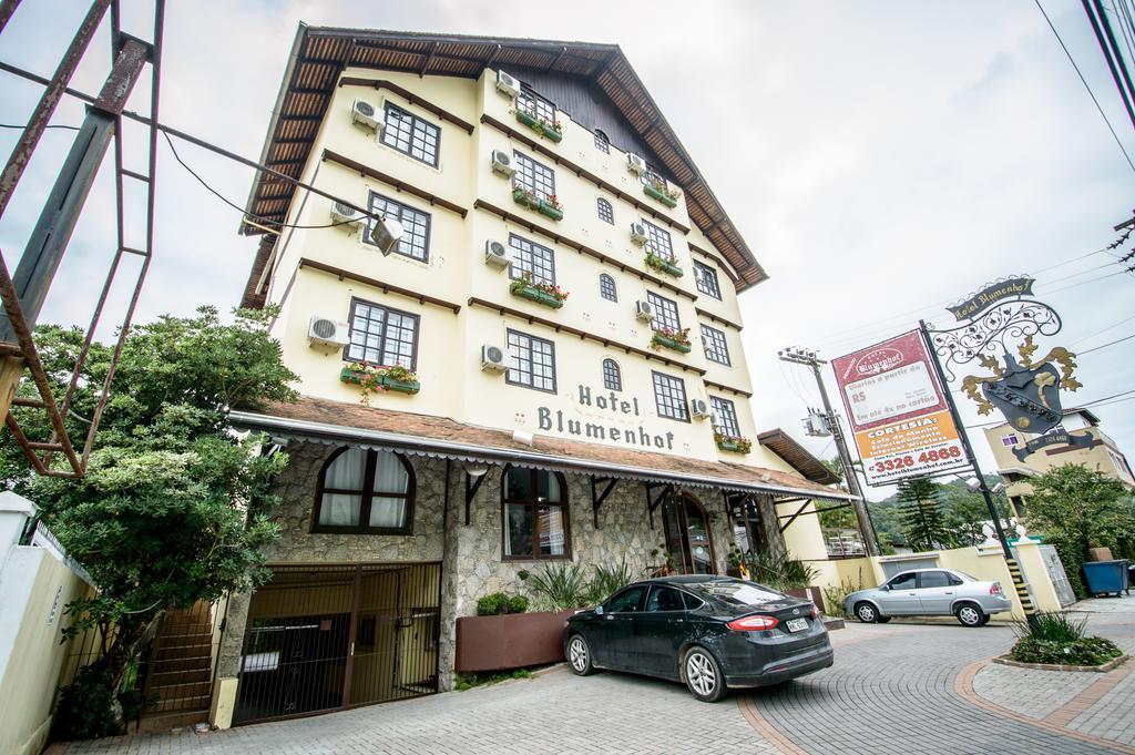 Recomendação de hotéis em Blumenau