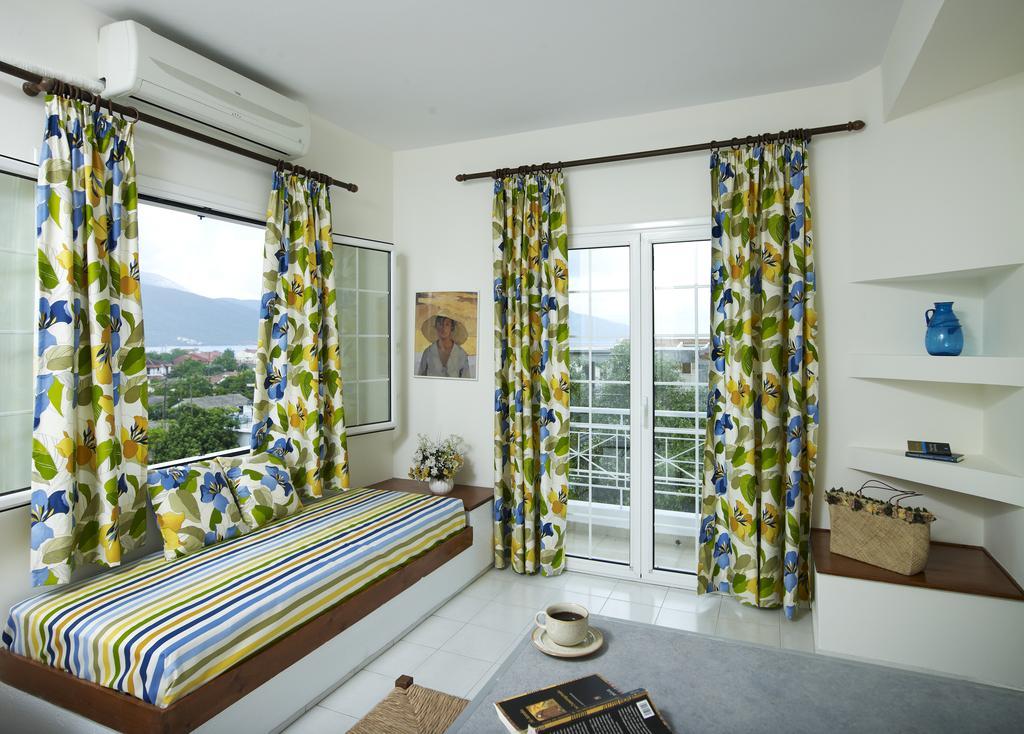hotéis recomendados em Cefalônia