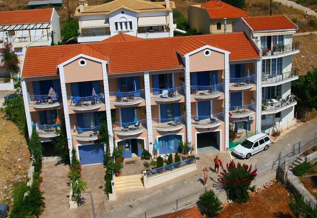 hotéis recomendados em Cefalônia bem localizados