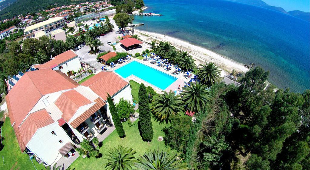 hotéis recomendados em Cefalônia resort