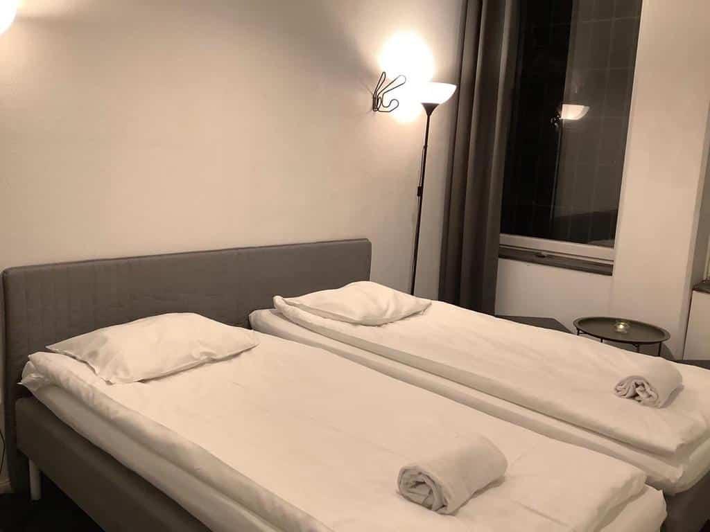 Hotéis em Södermalm