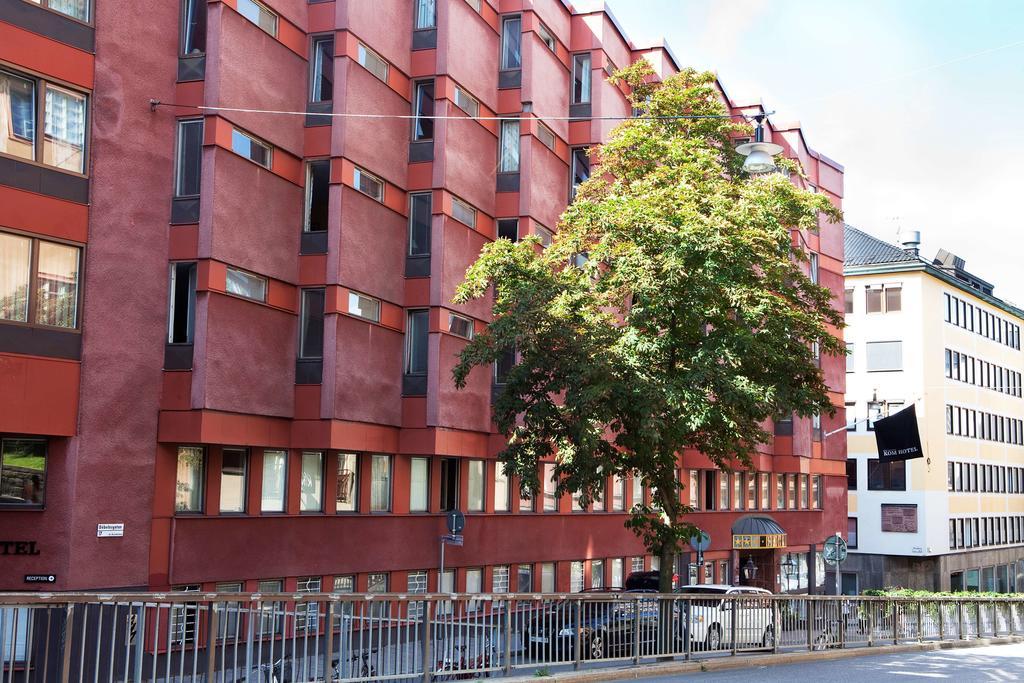 hotel ecológico na suecia