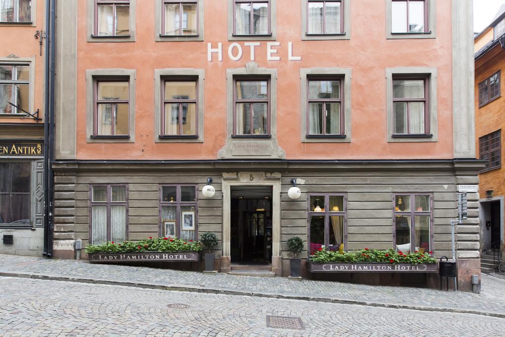 Hotéis em Gamla Stam
