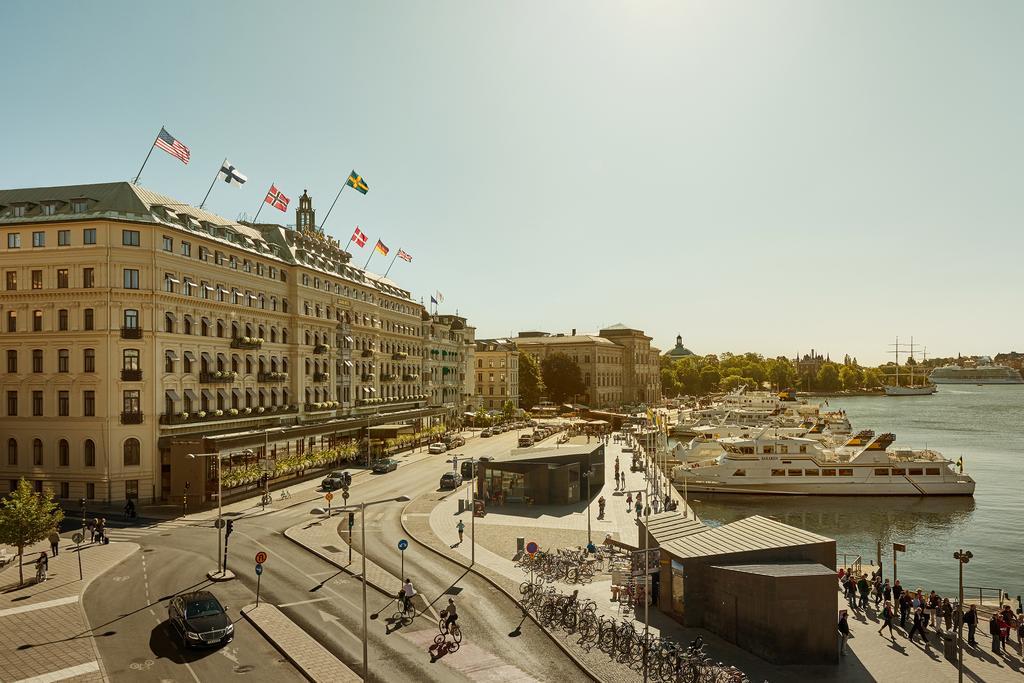 grand hôtel stockholm, suecia