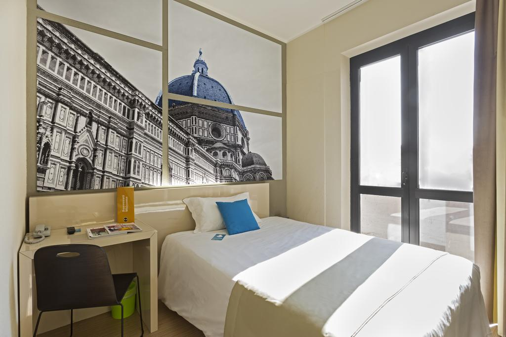 hoteis recomendados em florença hostel