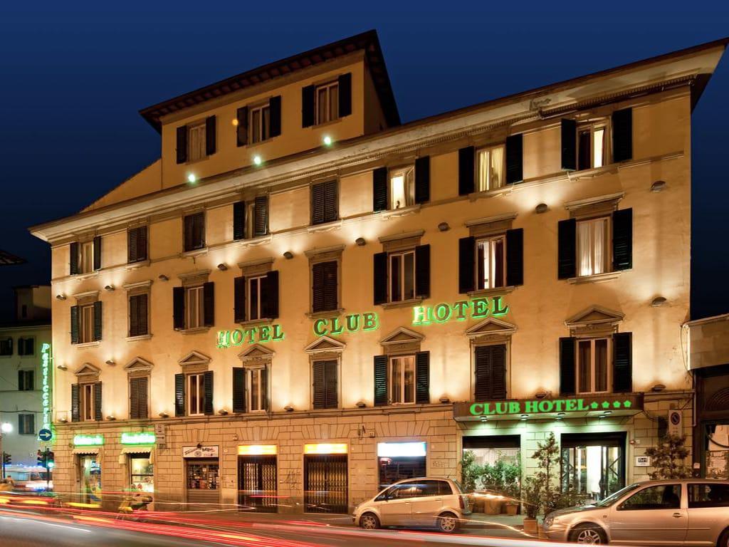 melhores hotéis luxuosos em Florença