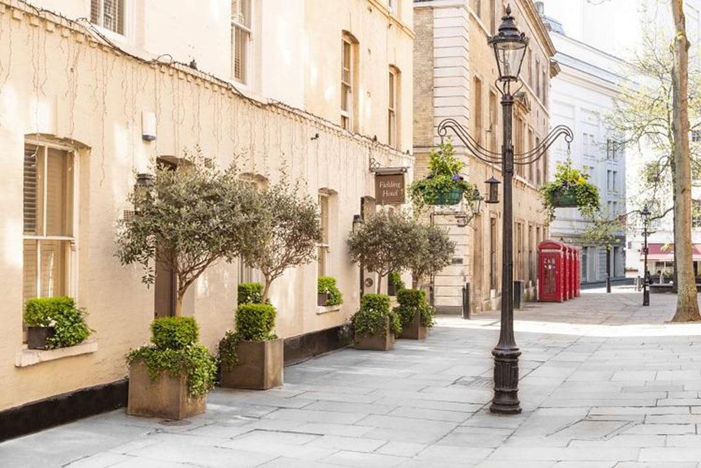 hotéis recomendados em Londres covent garden