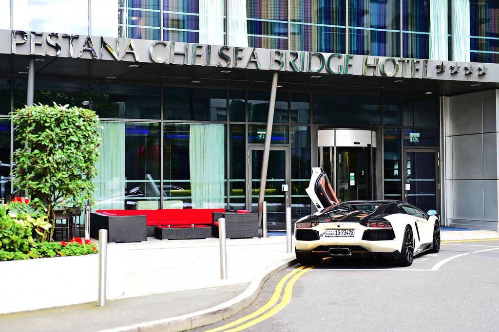 hotéis em Londres 5 estrelas